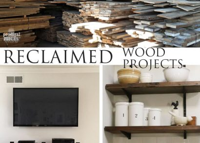 Custom Reclaimed Wood Projects by Prodigal Pieces www.prodigalpieces.com #prodigalpieces