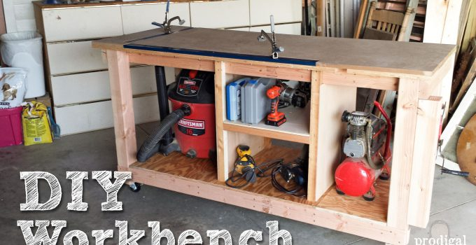 DIY Workbench Fit for a Junker
