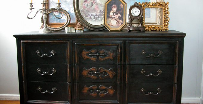 How to Update an Outdated Dresser