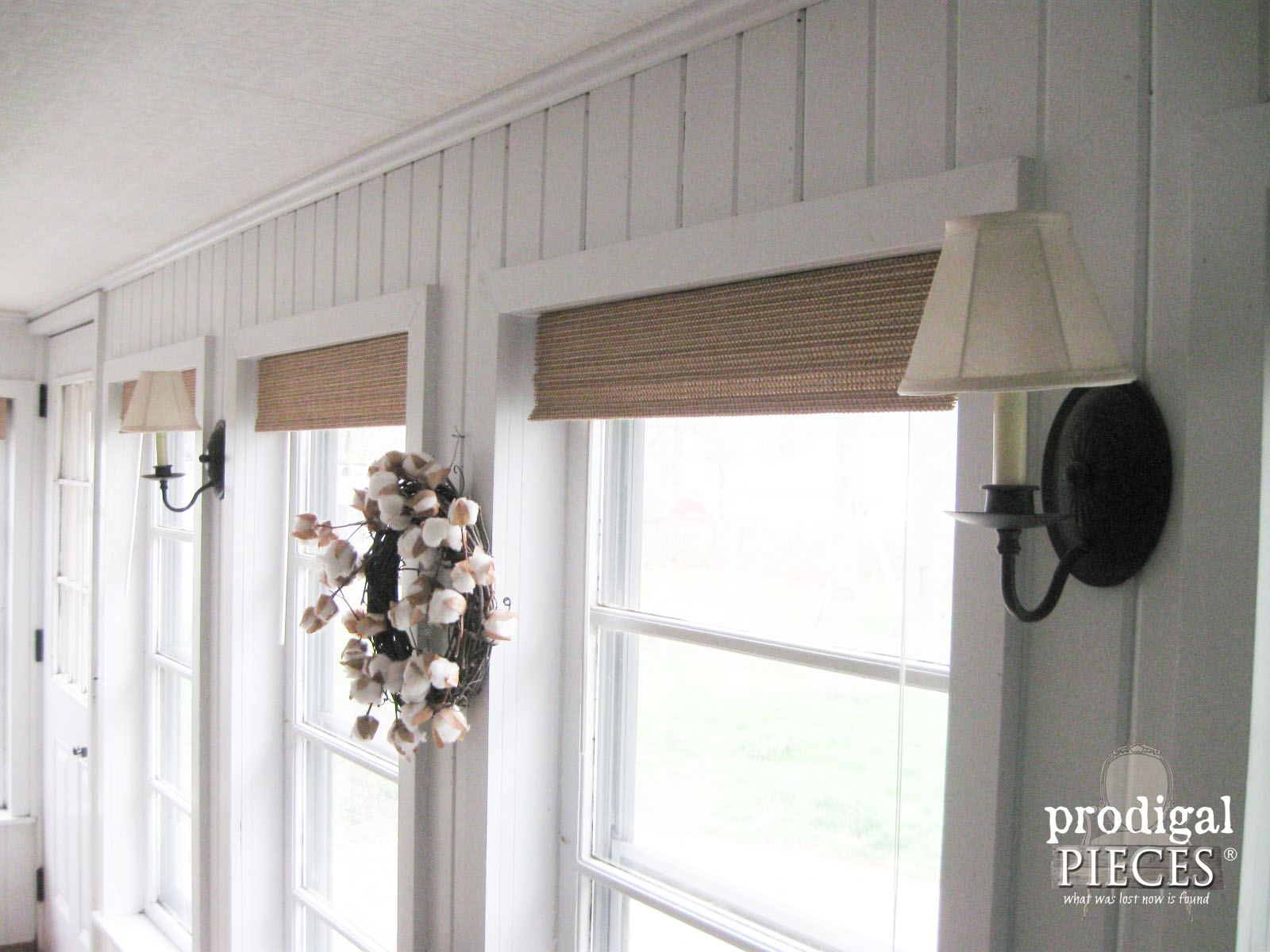 DIY Farmhouse Lighting Kitchen Remodel Continues Prodigal Pieces