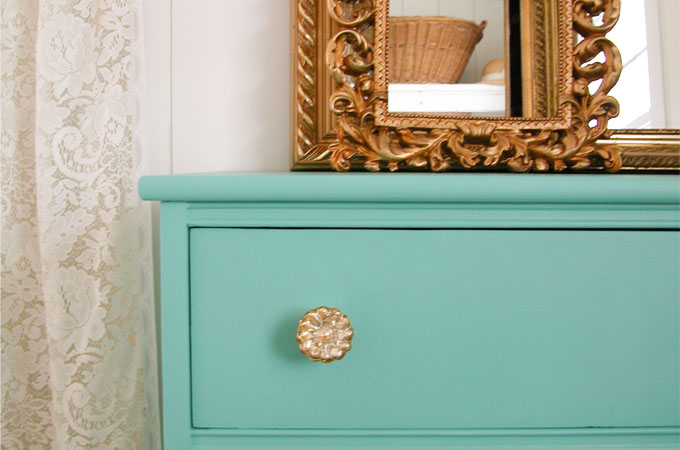Featured Vintage Teal Chest Makeover by Prodigal Pieces | www.prodigalpieces.com