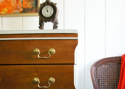 Featured Mid Cenutry Modern Mengal Chest Makeover by Prodigal Pieces | www.prodigalpieces.com
