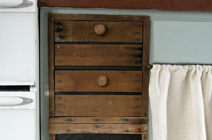 Featured Faux Farmhouse Crate Drawers by Prodigal Pieces | www.prodigalpieces.com