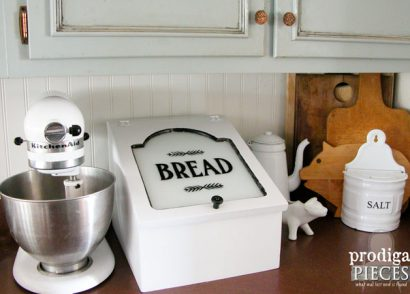 Featured Repurposed Bread Box by Prodigal Pieces | www.prodigalpieces.com