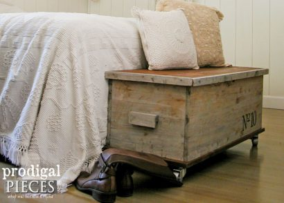 Featured Cedar Chest Repurposed | Prodigal Pieces | www.prodigalpieces.com