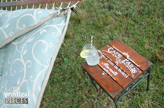 Featured Outdoor Decor Ideas and Inspiration by Prodigal Pieces | www.prodigalpieces.com