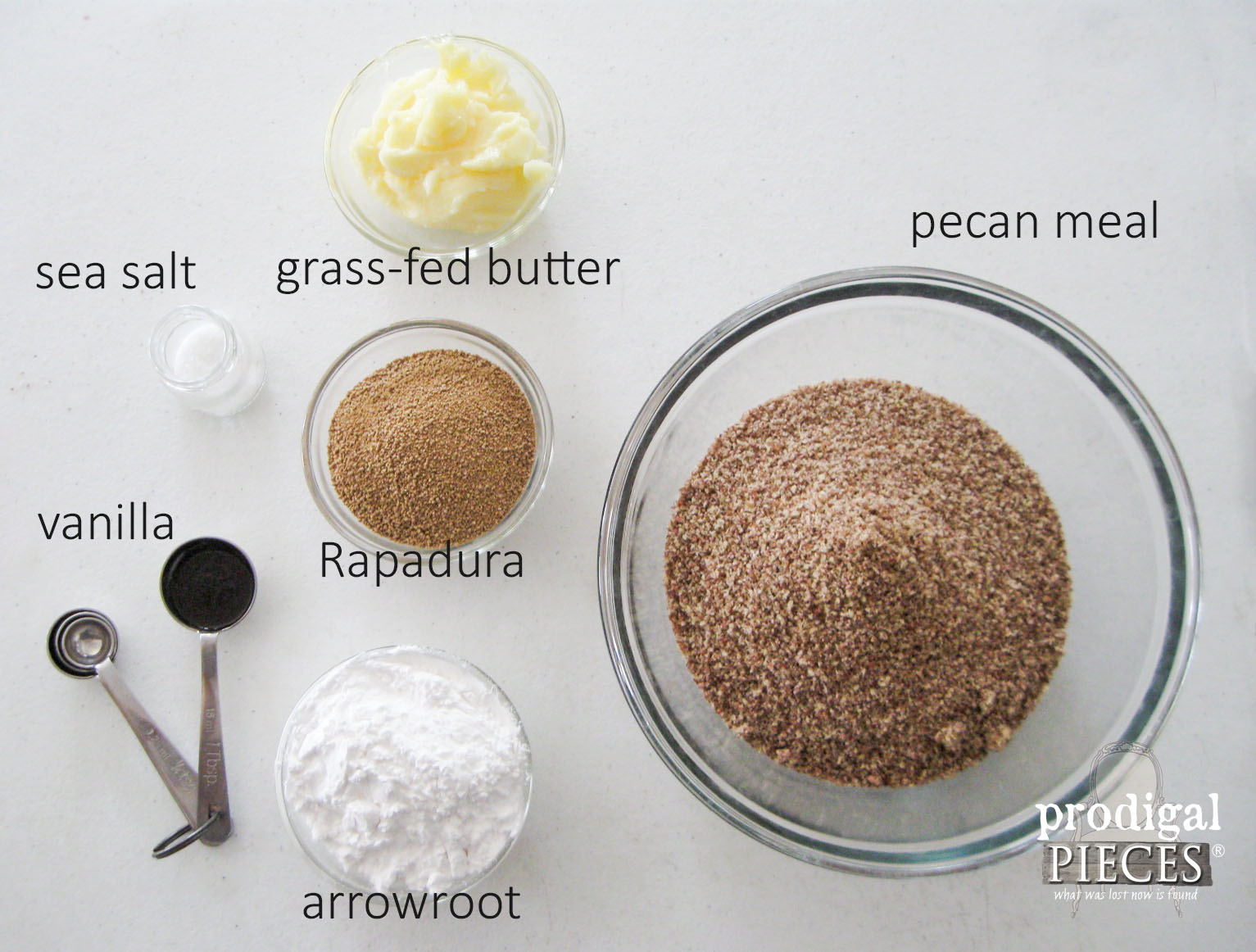 Ingredients for Making Roasted Stone Fruit Dessert by Prodigal Pieces | www.prodigalpieces.com