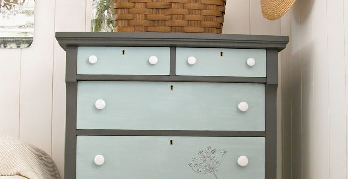 Empire Chest with Country Charm