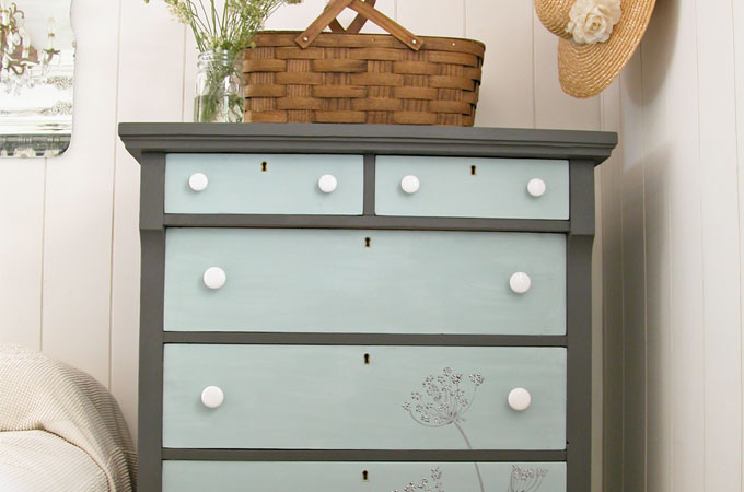 Featured Empire Chest with Country Charm by Prodigal Pieces   www.prodigalpieces.com