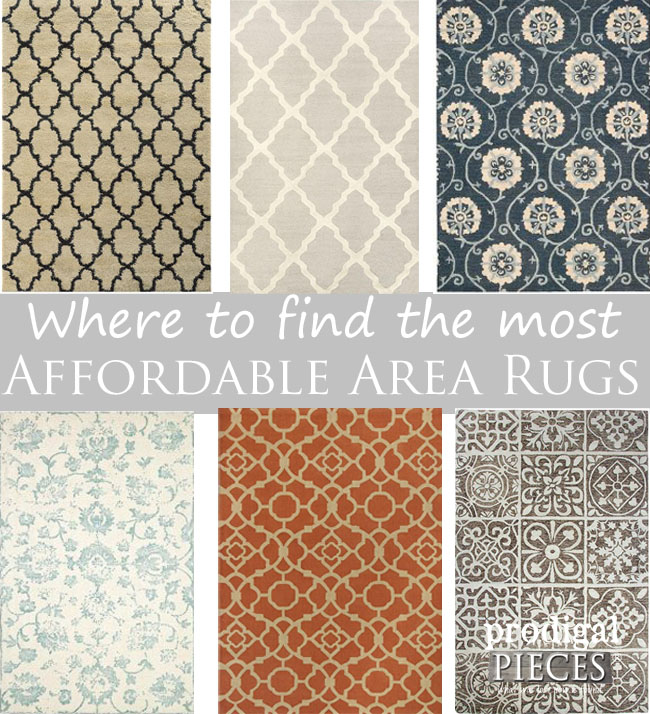 Where to Find the Most Affordable Rugs Online via Prodigal Pieces | www.prodigalpieces.com