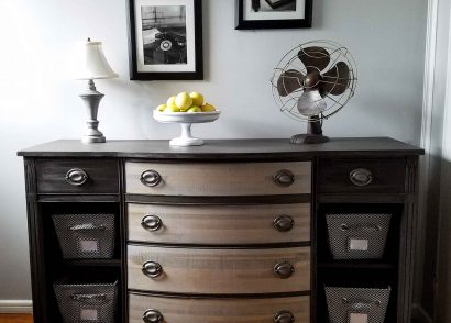 Featured Vintage Buffet Makeover by Prodigal Pieces | www.prodigalpieces.com