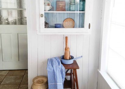 Featured Farmhouse Cupboard Makeover by Prodigal Pieces | prodigalpieces.com