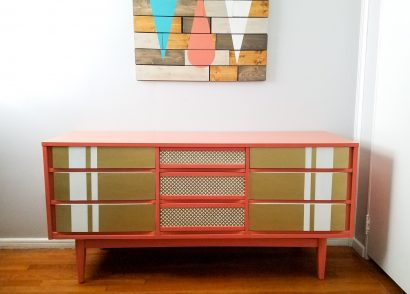 Featured Mid Century Modern Chic Makeover by Prodigal Pieces | prodigalpieces.com