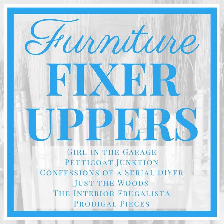 Furniture Fixer Uppers ~ A Furniture Makeover Group | Prodigal Pieces | prodigalpieces.com