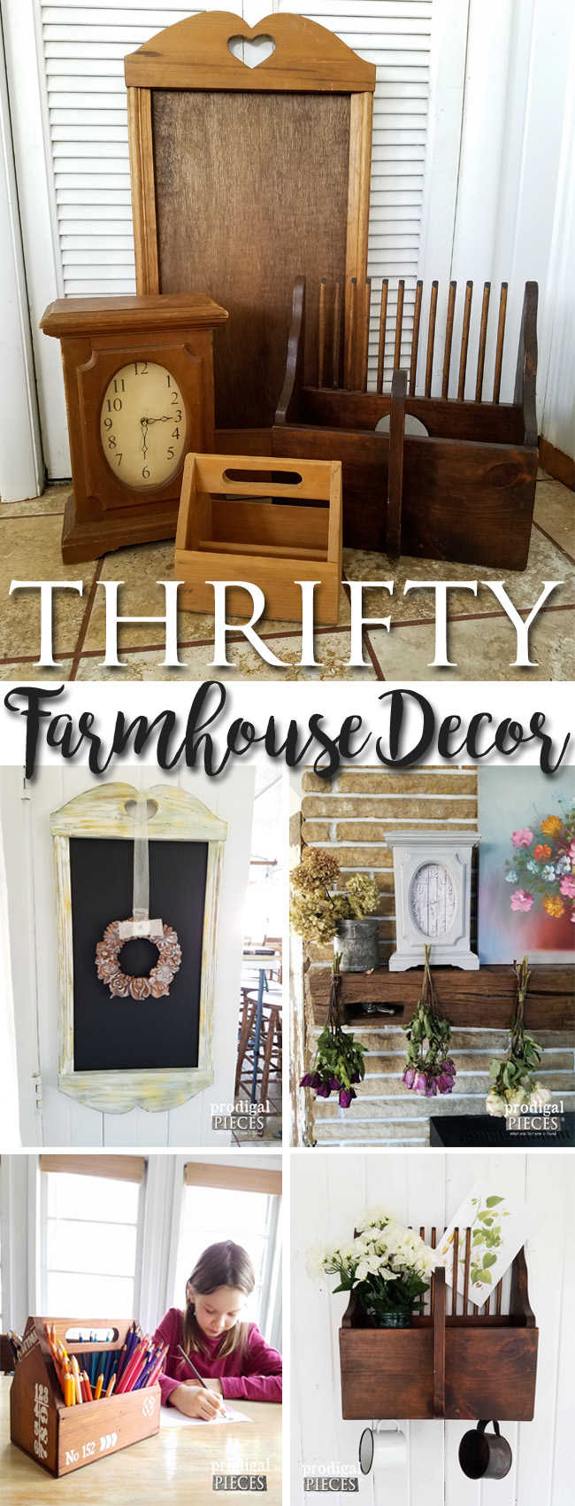 Thrifty farmhouse decor budget style decorating for Thrifty decor