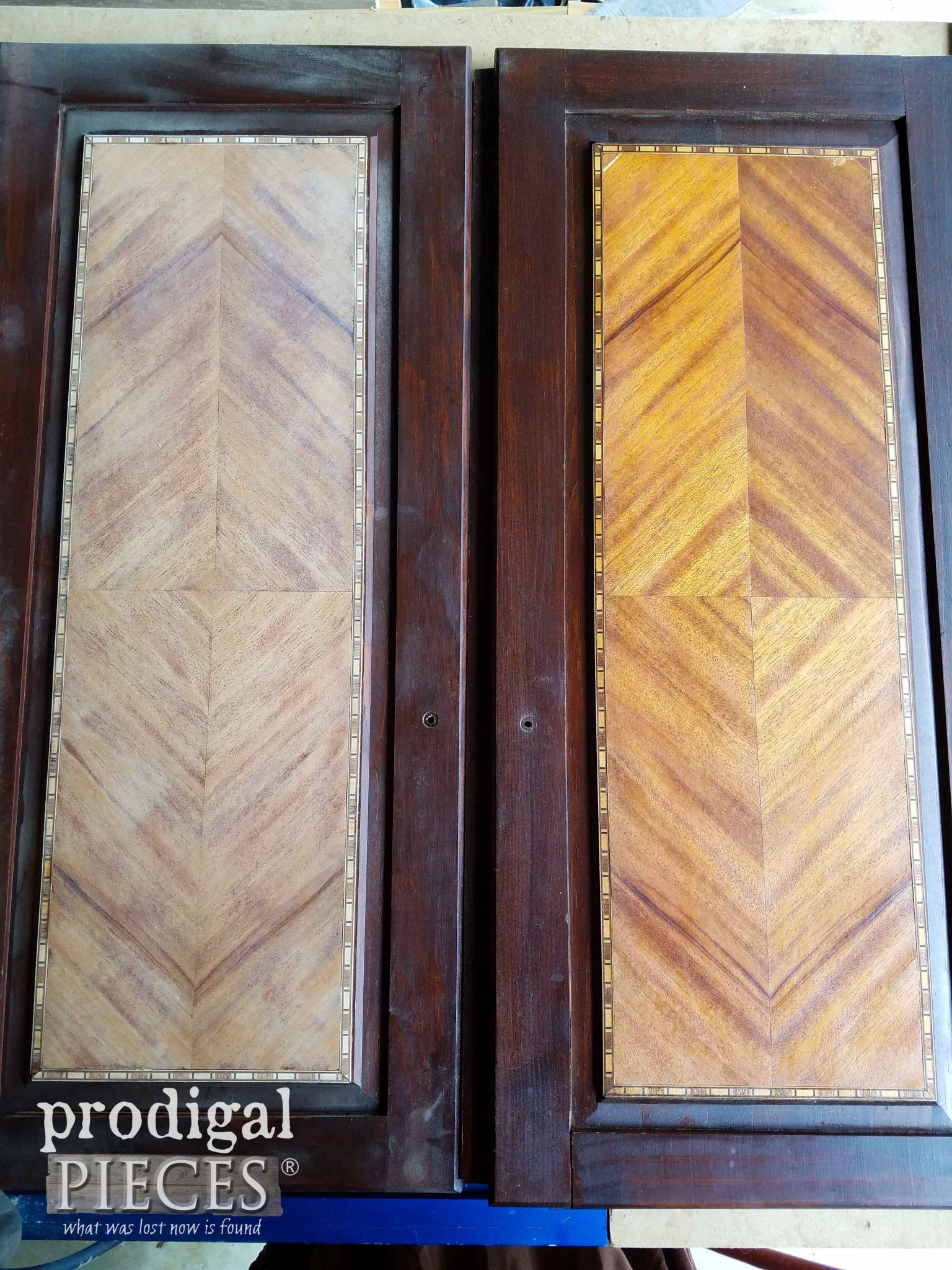 Sanded Cabinet Doors | prodigalpieces.com