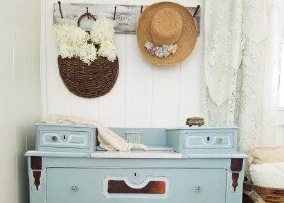 Featured Antique Chest Makeover by Prodigal Pieces | prodigalpieces.com