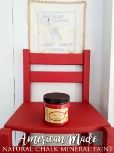 All Natural Paint Products Made in the U.S.A. by Dixie Belle via prodigalpieces.com
