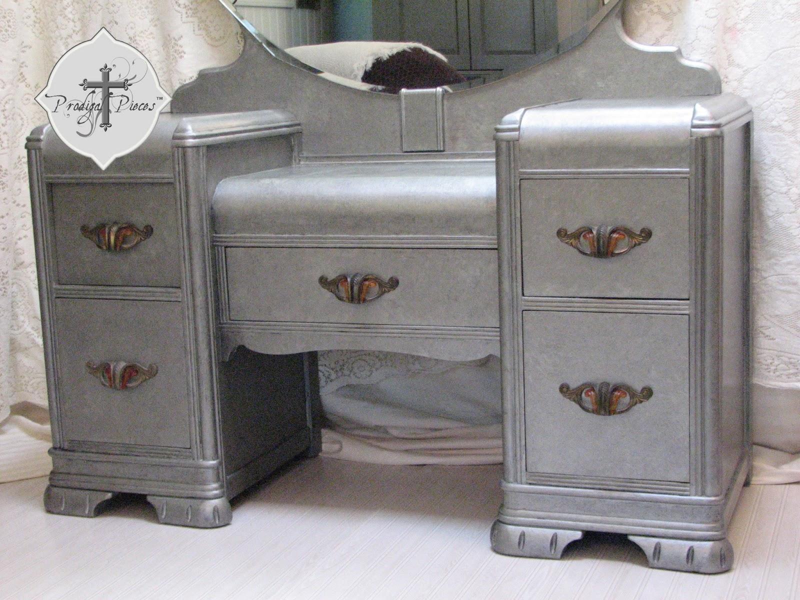 High Quality Zinc Faux Finish Tutorial Via Http://www.prodigalpieces.com