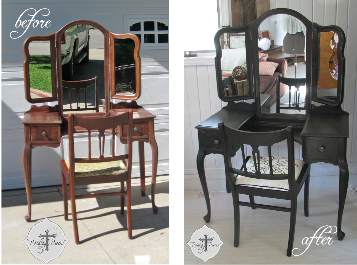 Vanities, Vanities...We All Love Vanities! - Prodigal Pieces