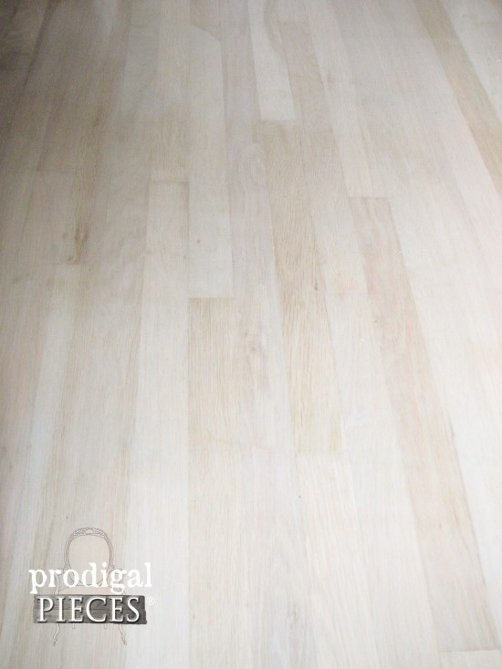 Sunbleached Bedroom Floor by Prodigal Pieces | www.prodigalpieces.com