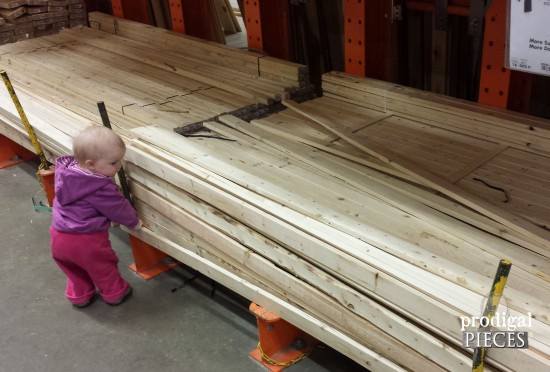 Shopping for Wood | prodigalpieces.com