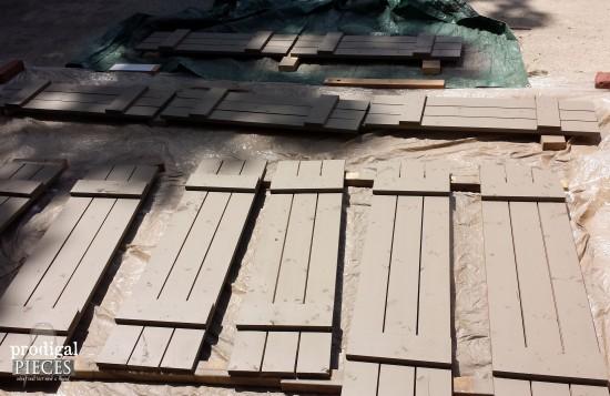 DIY Exterior Shutters by Larissa of Prodigal Pieces | prodigalpieces.com