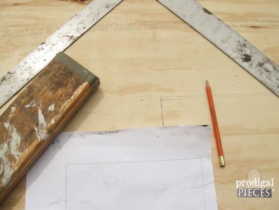 Measuring for Trunk | prodigalpieces.com