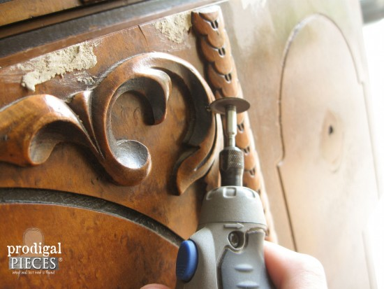 Dremel Cutting Trim | prodigalpieces.com