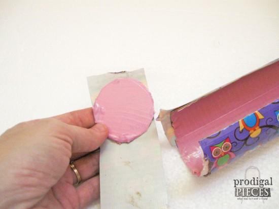 Trimming Pouch End Pieces | prodigalpieces.com