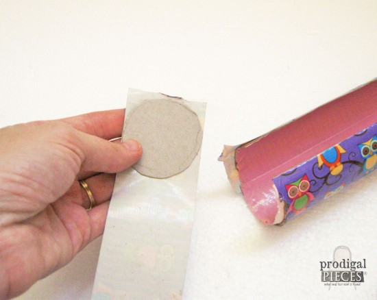 Making DIY Zippered Pouch Ends | prodigalpieces.com