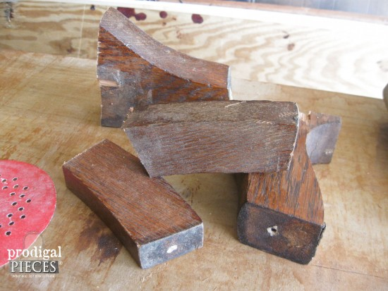 Pile of Scrap Wood | prodigalpieces.com