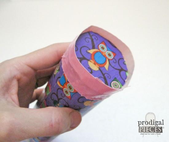 Duct Tape Bias Trim | prodigalpieces.com