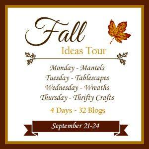 2015 Fall Ideas Tour from September 21-24 - Come join the fun at Prodigal Pieces | prodigalpieces.com