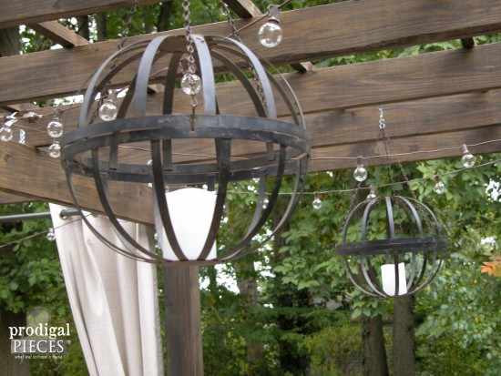DIY Patio Fixtures | prodigalpieces.com