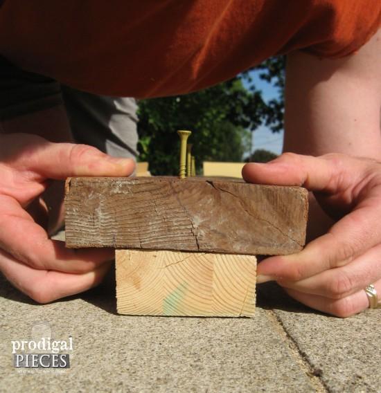 Attaching Boards | prodigalpieces.com