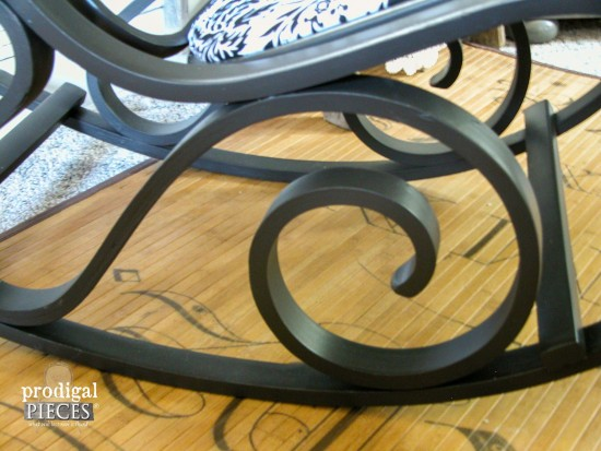 Bentwood Rocker Chair Base | prodigalpieces.com