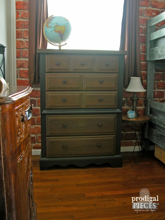 Teen boys' room makeover by Prodigal Pieces | prodigalpieces.com #prodigalpieces