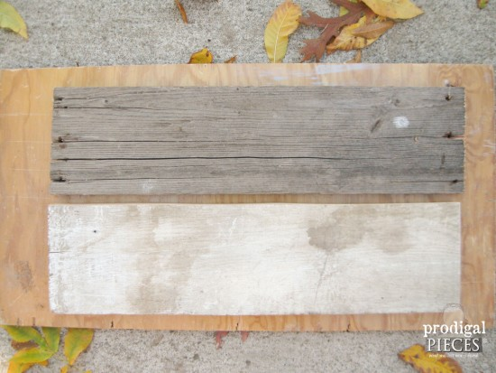 Reclaimed Barn Wood | Prodigal Pieces | www.prodigalpieces.com