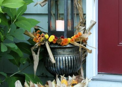 You can build these two lanterns with our DIY tutorial and only one board. Come get the details at Prodigal Pieces www.prodigalpieces.com #prodigalpieces