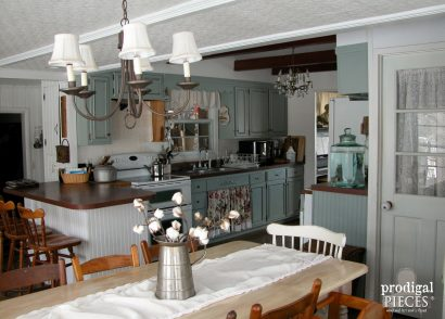 Kitchen Remodel Before by Prodigal Pieces | www.prodigalpieces.com