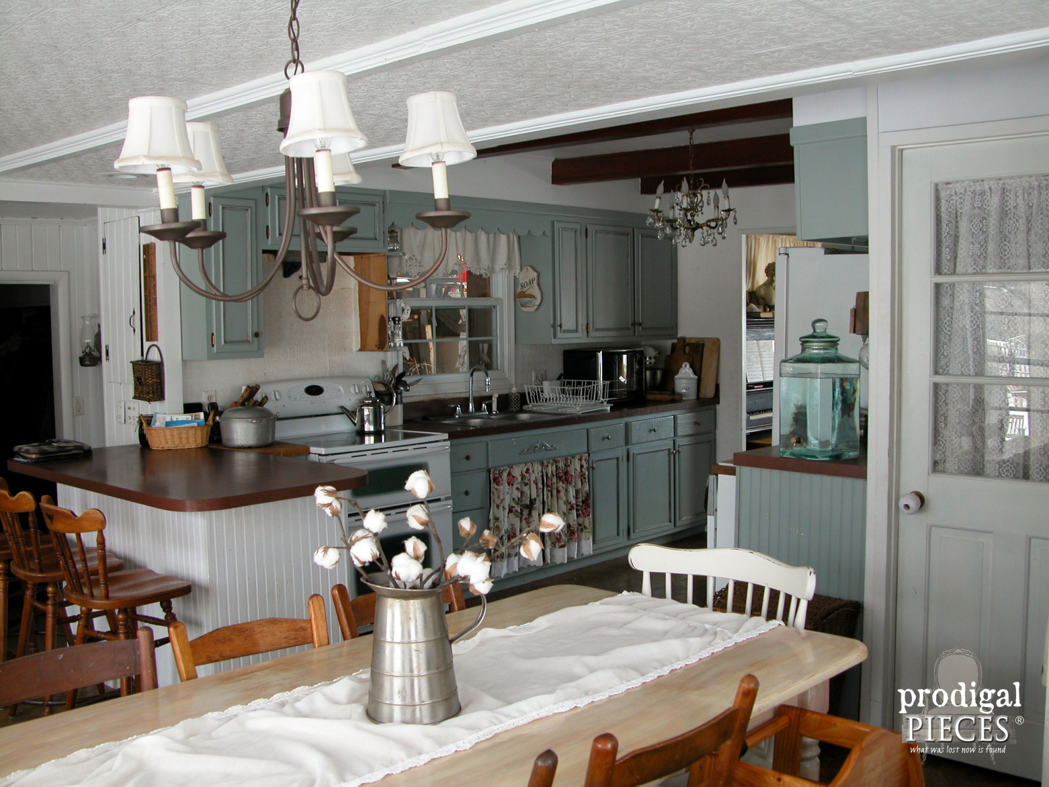 Kitchen Remodel Before by Prodigal Pieces | prodigalpieces.com