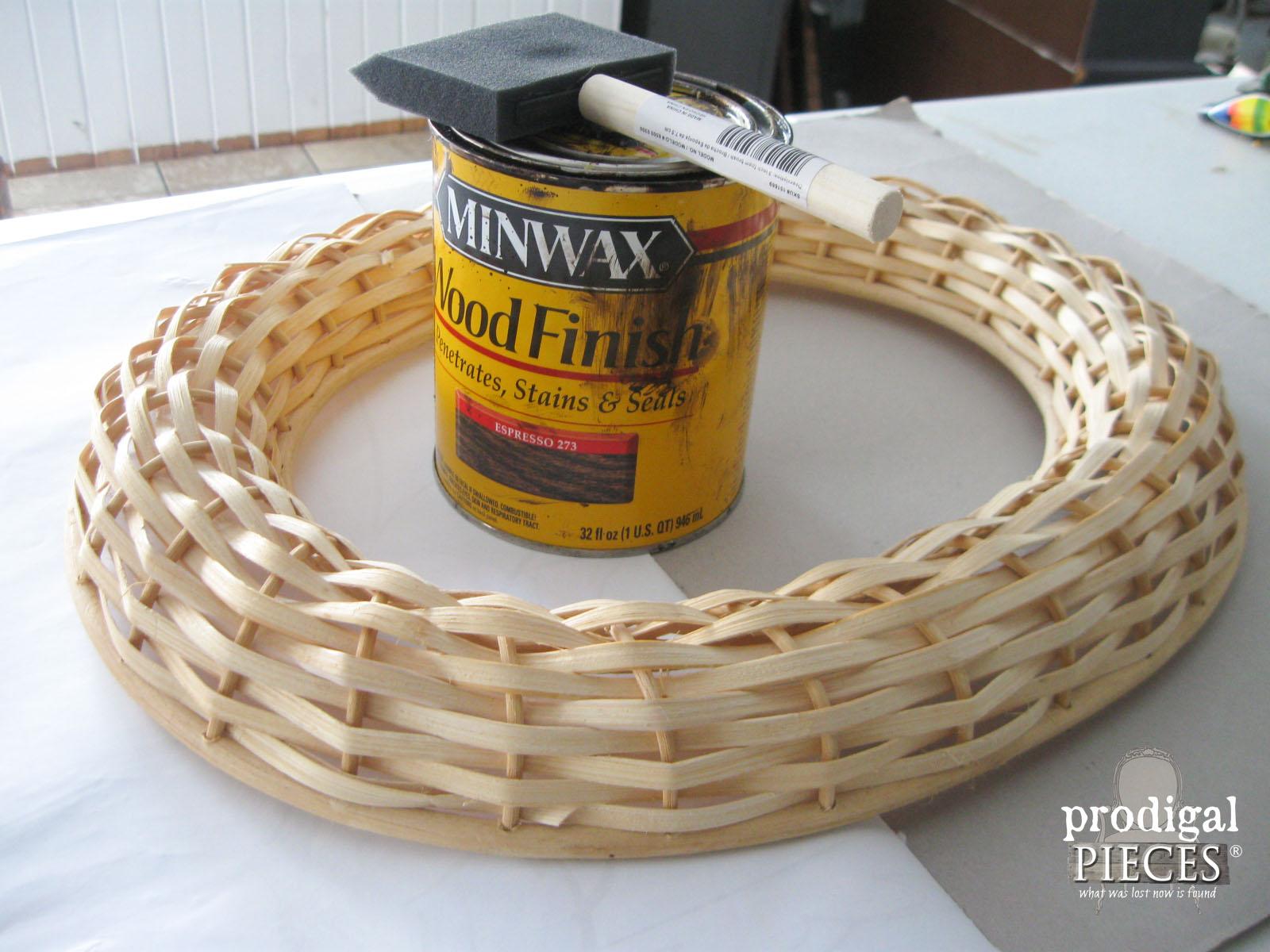 Espresso Stain by Minwax | Prodigal Pieces | www.prodigalpieces.com