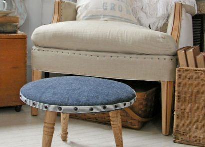 Featured Curbside Footsool Makeover by Prodigal Pieces | www.prodigalpieces.com