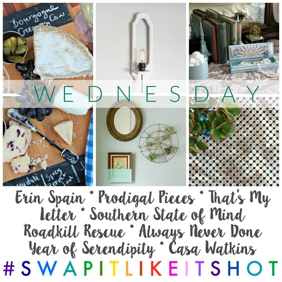 Swap It Like It's Hot Wednesday Challenge | Prodigal Pieces | www.prodigalpieces.com