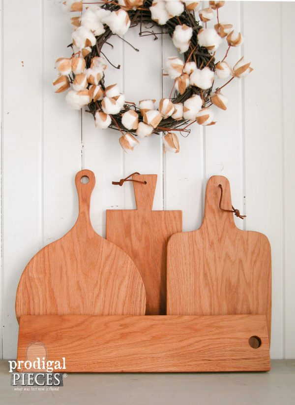 DIY Farmhouse and Cheese Boards - diy cutting boards by prodigal pieces