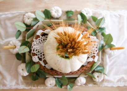 Featured Thanksgiving Centerpiece Tutorial by Prodigal Pieces | www.prodigalpieces.com
