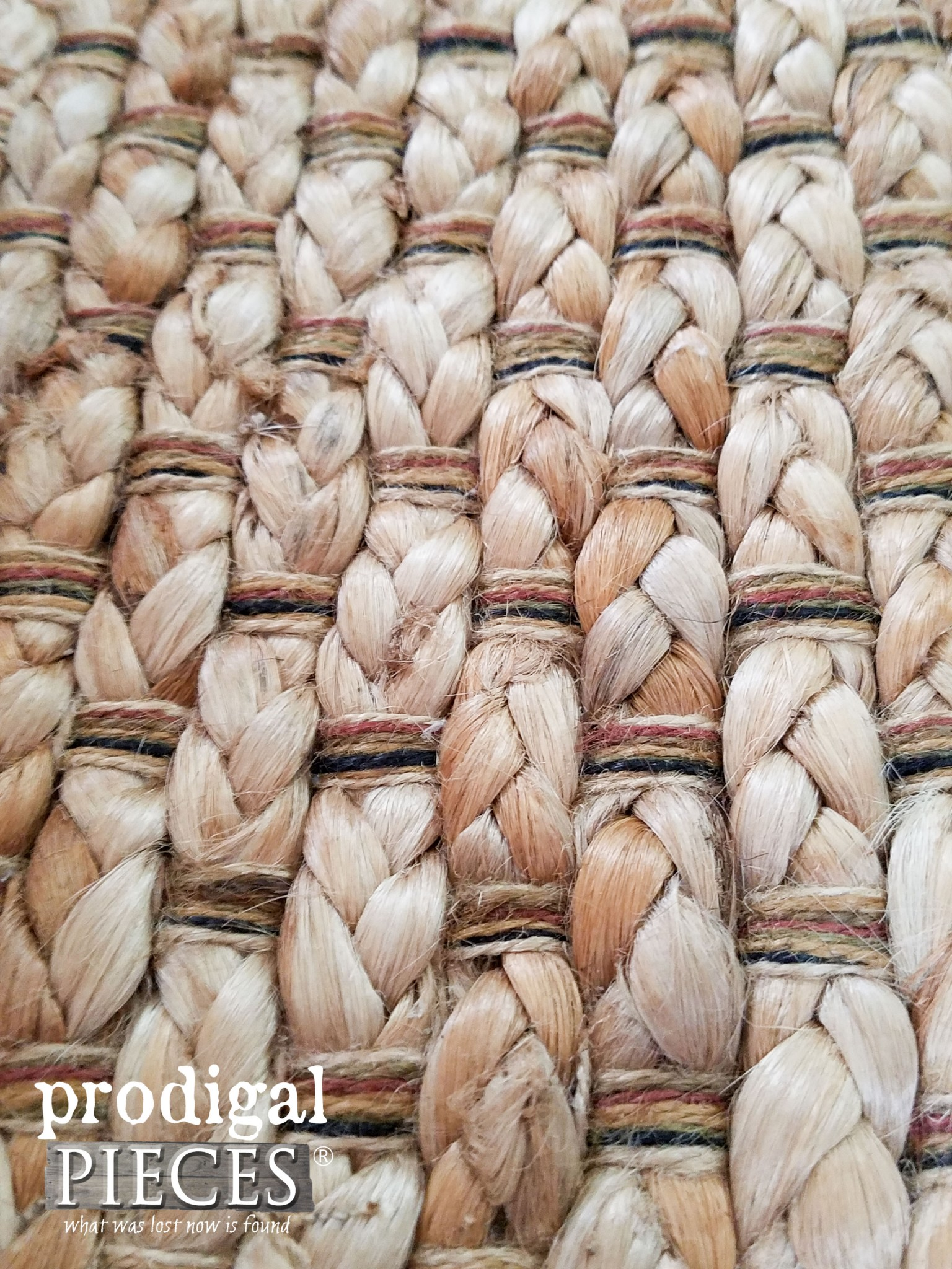 Braided Jute Area Rug for Your Home Decor | Prodigal Pieces | www.prodigalpieces.com