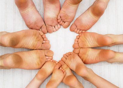 Featured Family Feet ~ Amazing Grace | Prodigal Pieces | www.prodigalpieces.com