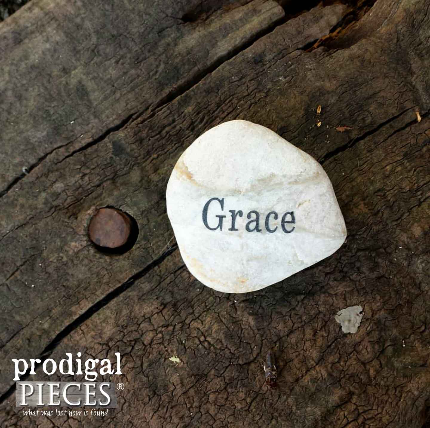 Finding the Amazing Grace in Life | Prodigal Pieces | www.prodigalpieces.com